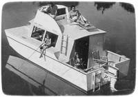 Budget-Houseboat plans