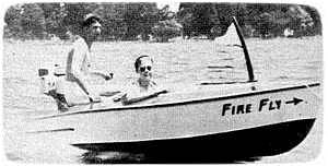fire fly free boat plans