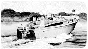 Outboard Express Cruiser Twin Engine Open Yamaha Exult