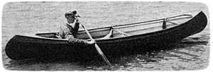 free canoe plans