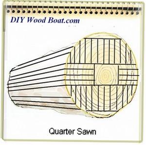 lumber quarter sawn