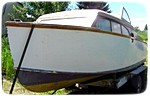 Chris Craft 22' Express Cruiser