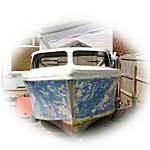 restoration project boat
