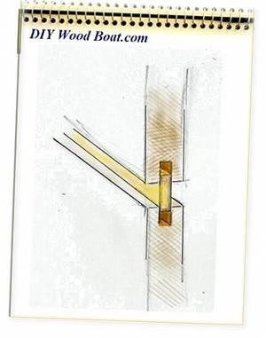splined seam wooden boat