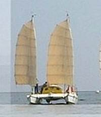 wood catamarans