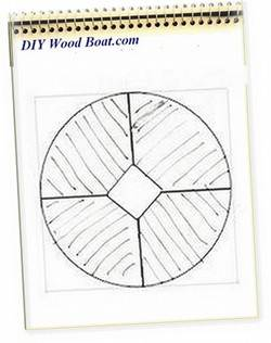 wooden mast