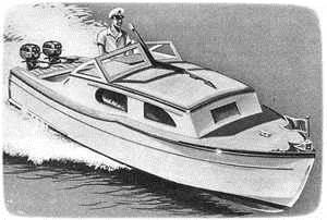 Caballero boat plans