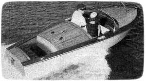 chum boat plan