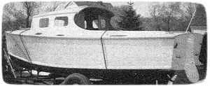 dolfin boat plans