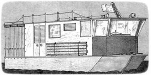 Float-A-Home houseboat plans