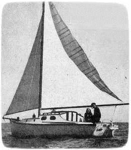 Gypsy free sailing boat plans