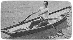 wooden dory boat plans