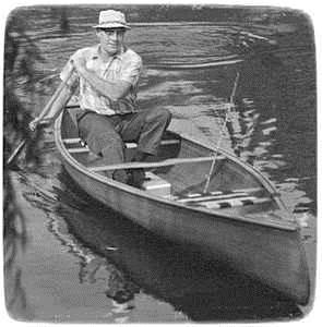 canoe free plans
