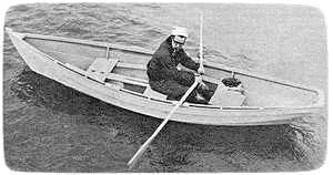 wooden boat plans