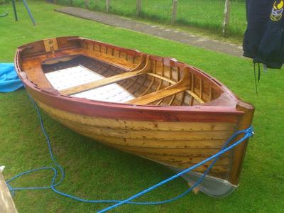 plywood punt boat plans