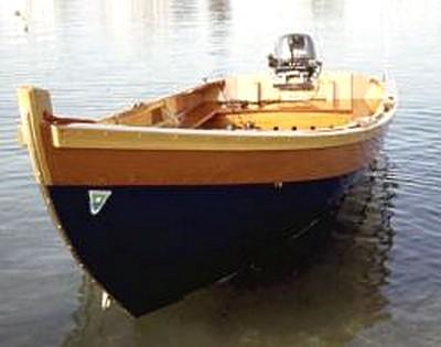 Westport skiff boat plans – Build a boat