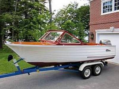 18' 1961 Cruisers Inc. 302