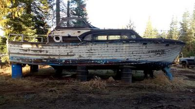 1956 Owens Flagship 35