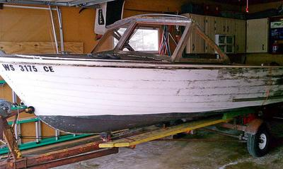 1961 16' Cruiser 202