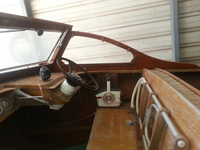 1962 Helton Outboard