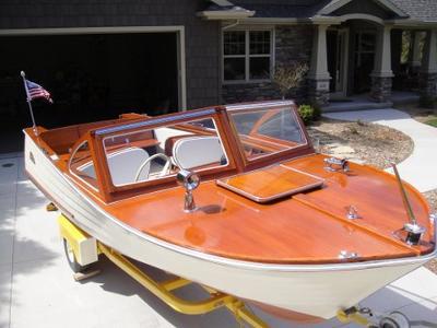 1962 Oconto Cruiser