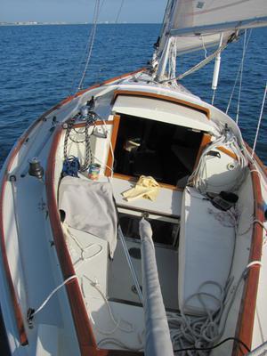 24 Custom Coldmolded Pocket Cruiser