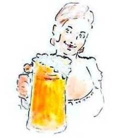 Cheers Cartoon