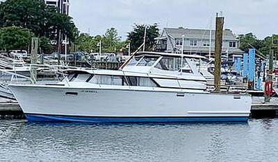 31' Trojan Sea Voyager Express Cruiser 1968