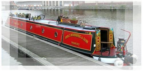 Cruising Inland Waterways