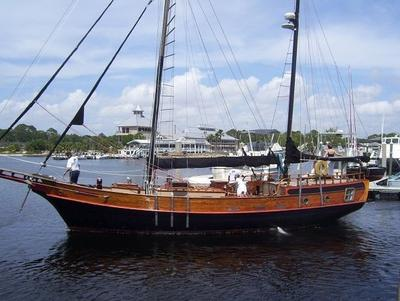 58 Classic Ketch Reproduction