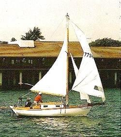 Precious sailing