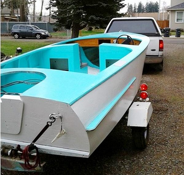 1962 Chris Craft Ski Boat 16