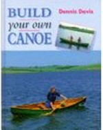 Canoe Building Book