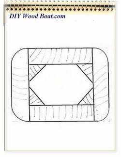 Square Built Hollow Spar Mast