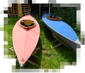 Wooden Boat Kits