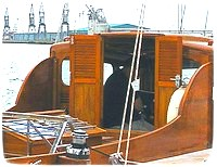 Wooden Cabin Cruisers
