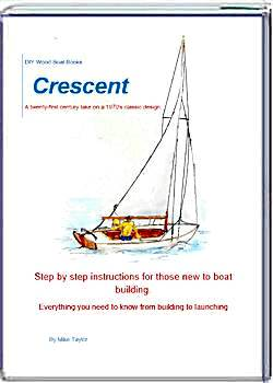 Crescent Boat Plan Book