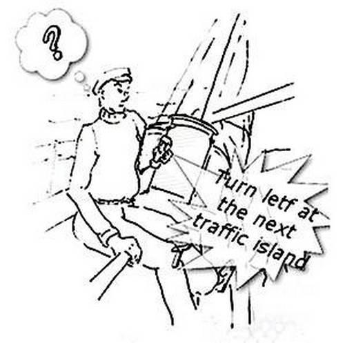 GPS Cartoon
