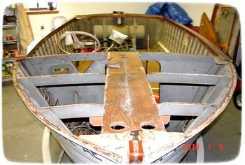 1962 Chris Craft Sea Skiff