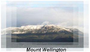 Mount wellington tasmania