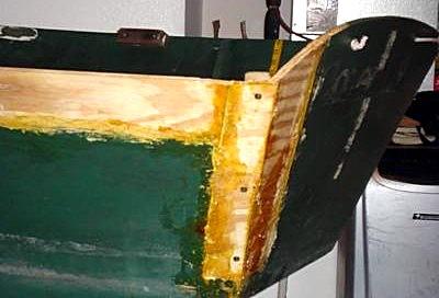 Junk Sail Rigging