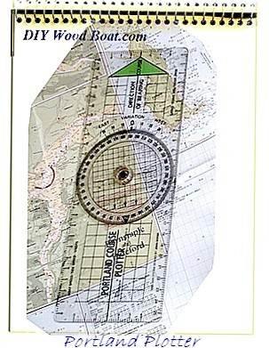 Marine Chart Portland Plotter
