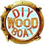 DIY Wood Boat Logo