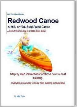 redwood canoe