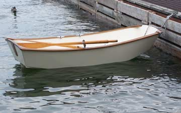 Apple Pie Dinghy