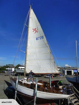 35ft Lion Class Yacht For Sale