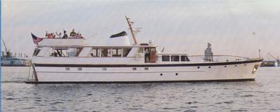 1953 feadship 83' Stuart Snyder