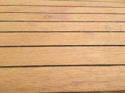deck varnish