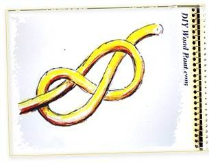 Figure of eight Stopper Knot