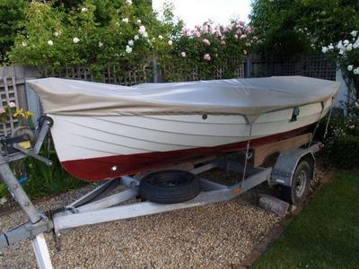 For sale fazackerley 13 motor dinghy for Dinghy motor for sale